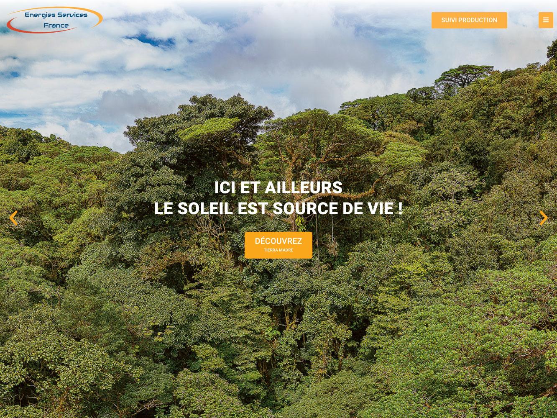 Énergies Services France EN Haute-Savoie Montrez qui-vous êtes avec Grrrr
