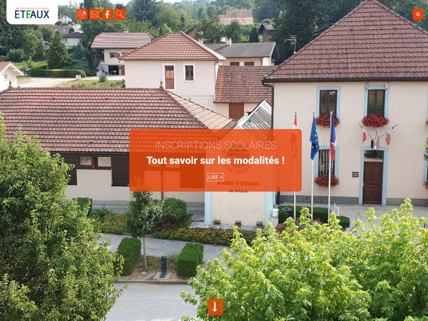 Mairie Éteaux en Haute-savoie - Montrez qui vous êtes avec grrrr