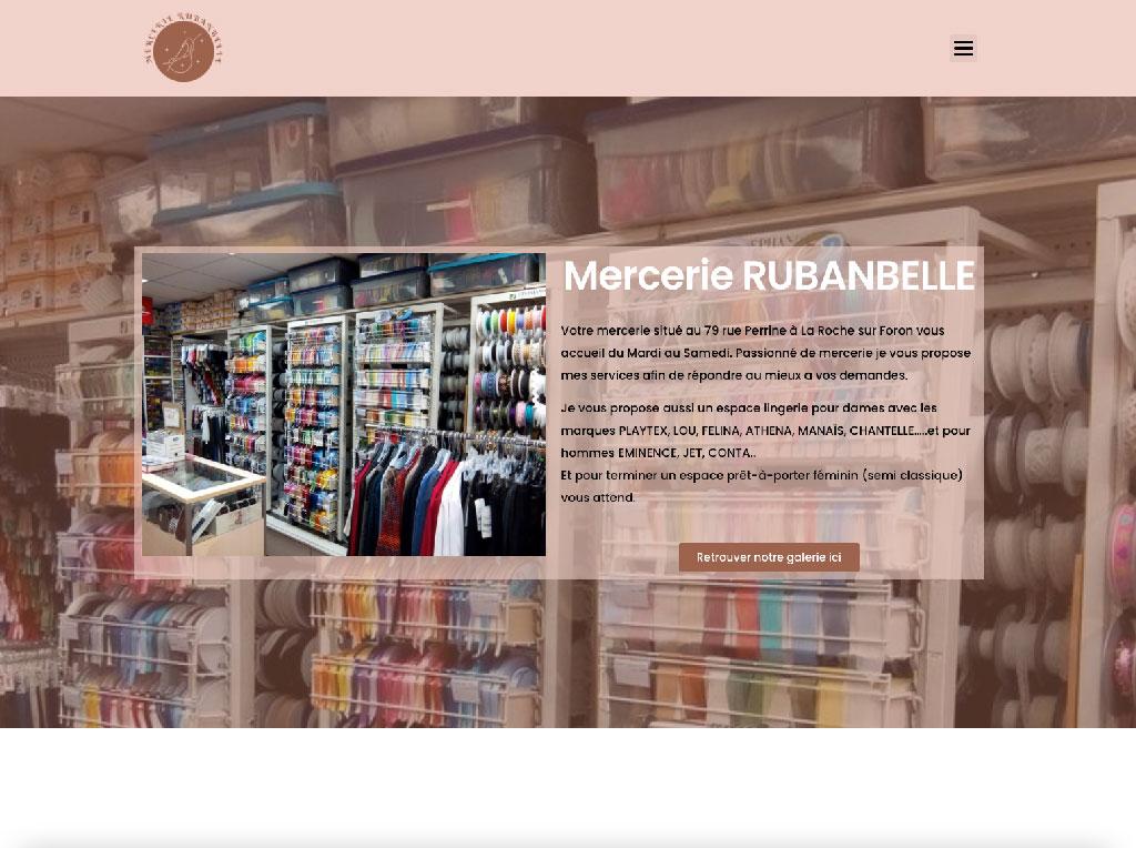 Mercerie Rubanbelle à La Roche sur Foron