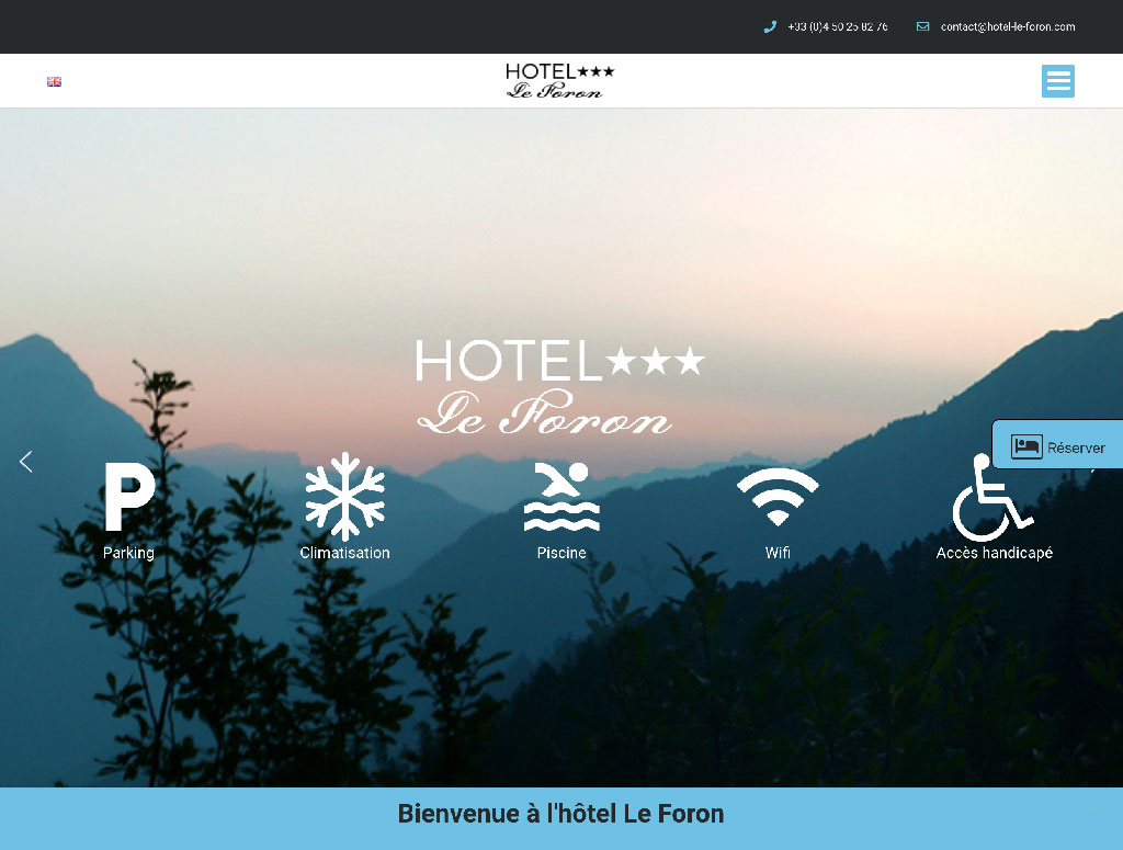 Hôtel Le Foron proche Parc des expositions à Rochexpo à la Roche sur Foron - montrez qui vous êtes avec grrrrr.fr